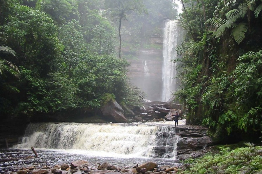 Sela'an Waterfalls, Upper Baram