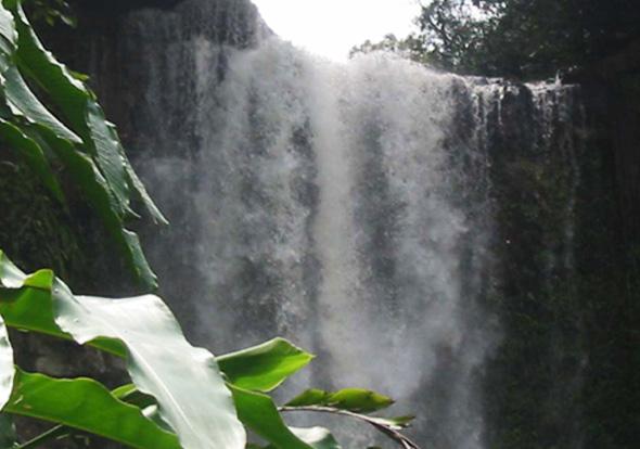 Sela'an Falls, Upper Baram