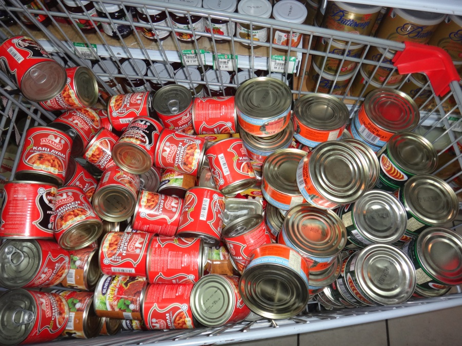 Rations - 150+ Cans