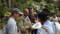 John Mathai_HOSCAP Borneo_Consulting map and guides