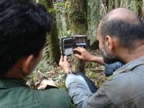 Camera settup