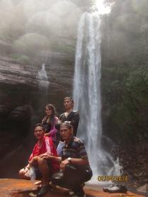 At Sela'an Falls