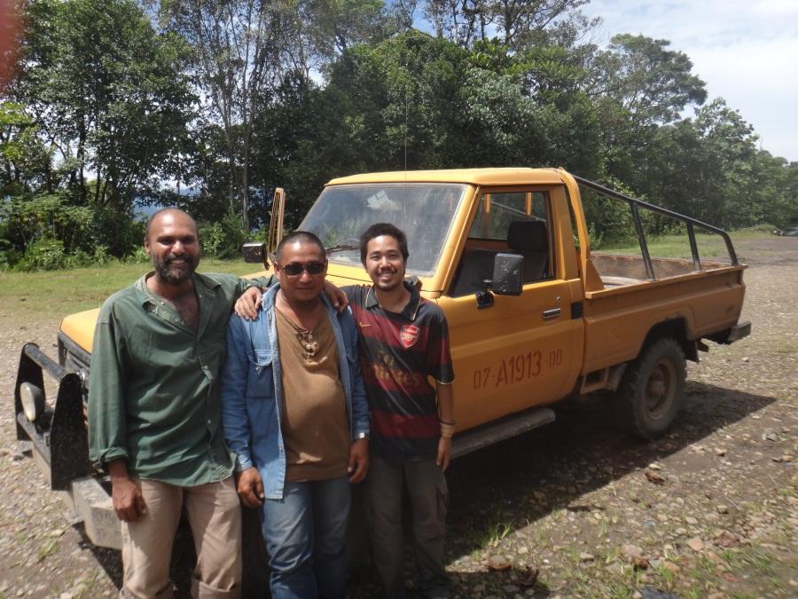 John Mathai_Seth Wong_logging camp foreman Jawi