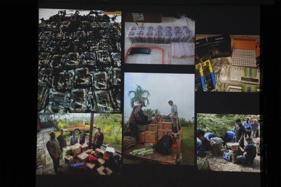 John Mathai_MNS presentation_HOSCAP Borneo_Kuching, Sarawak