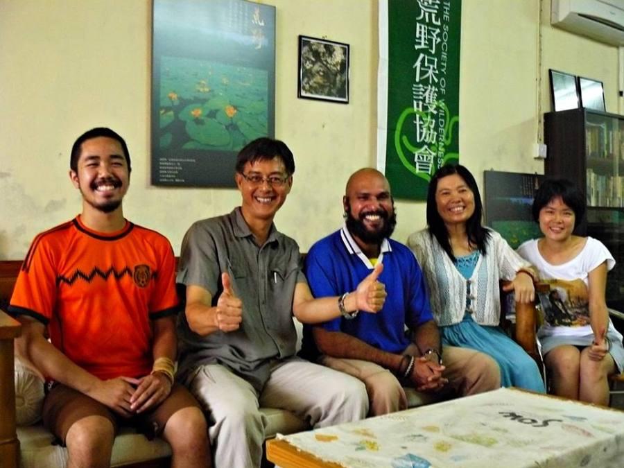 Post-mortem discussion_HOSCAP Borneo_SOW Sarawak_John Mathai_Coffee Chang