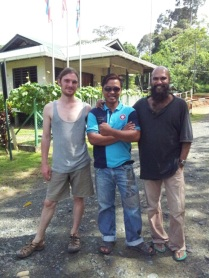 John Mathai_IZW Team_Deramakot FR