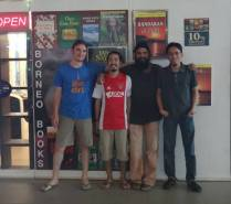 John Mathai_Azlan Mohamed_HOSCAP Borneo_Leibniz Institute