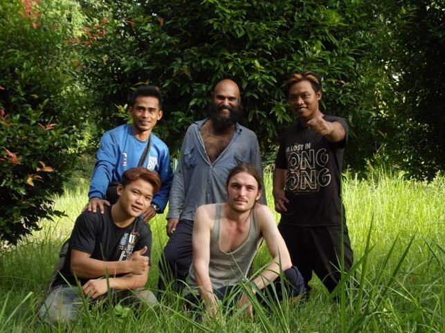 Field Team_IZW+HOSCAP Borneo